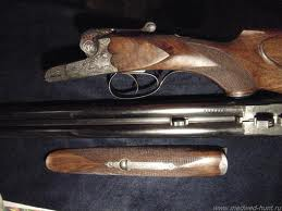 Легализация ружья Sauer model XIV, 1949 г.в.